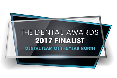 Dental Team of the Year North Finalist 2017